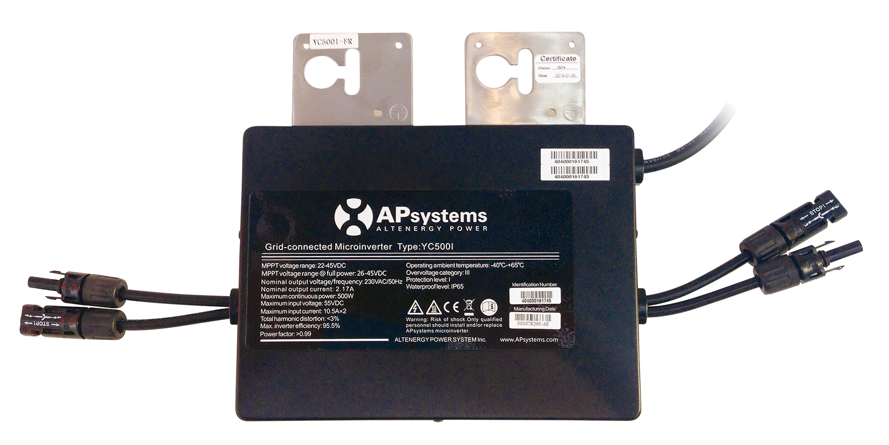 Micro-Onduleur APS